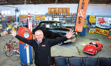 History up for grabs as local auction sparks international interest