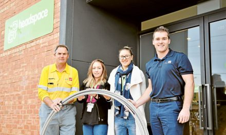 Powerful gesture supports Mildura youth