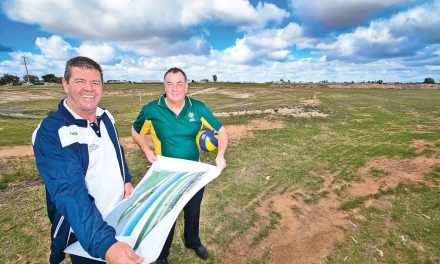 Balls-Eye! Volleyball Victoria and Sunraysia Volleyball Inc. put up $500K for beach volleyball site