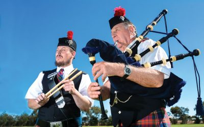 Mildura Pipe Band still going strong 95 years on