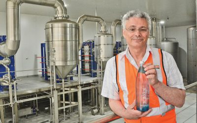 Koorlong beverage-maker lauded on the world stage