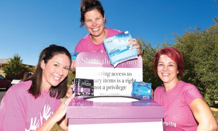 Sunraysia residents urged to Share the Dignity this April
