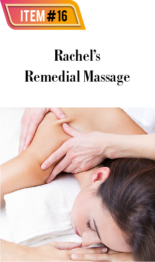 Rachel's Remedial Massage