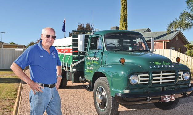 Rigs will roll to honour a highway with history