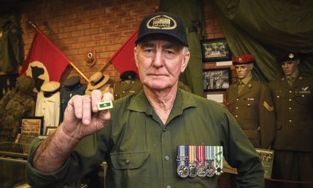 Gallant actions gets recognition 50 years on
