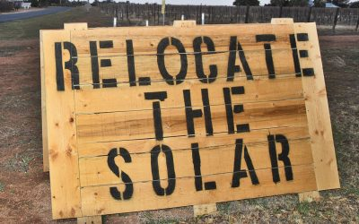 Call on Birdwoodton solar farms to be made this month
