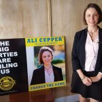 Cupper officially launches campaign to become Member for Mildura