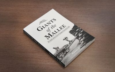 Opening up of the Mallee book proves a great read