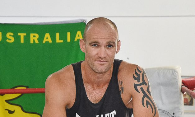 No rust for Ross ahead of return to the ring