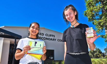 Red Cliffs students take action on bullying