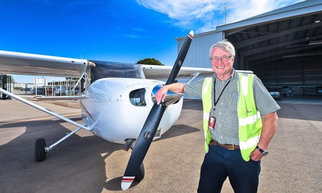 FLYING HIGH – Pilot training academy officially off the ground