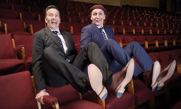 Funny men are flying high in their return to Mildura