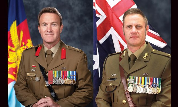 Ex-locals turned career soldiers returning home for ANZAC Day