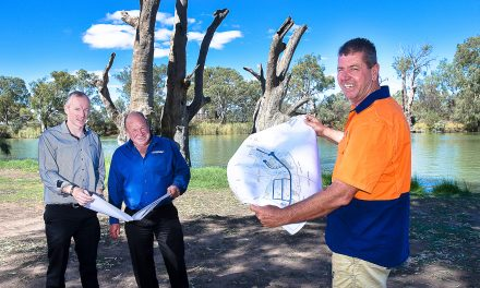 PARK REVAMP – New manager's residence complex to kick-start Willowbend Caravan Park upgrade