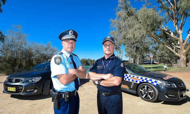 UNITED FRONT – Police ready for Easter and ANZAC Day  roads blitz