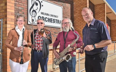 Orchestra to celebrate anniversary in style