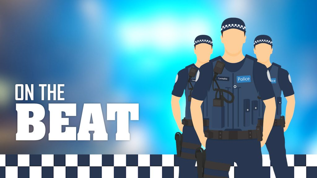 On the Beat – Daron Hulls – Ep1