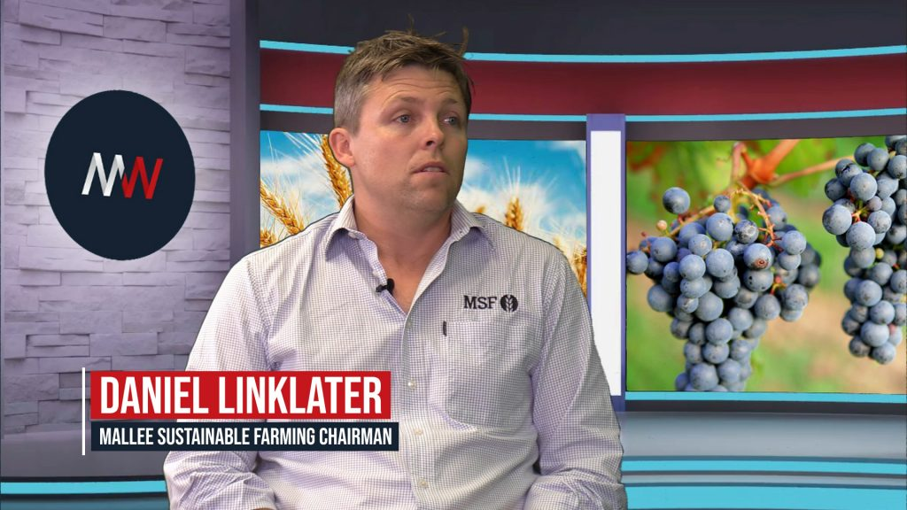 Ag Talk –  Ep 1 –  Daniel Linklater