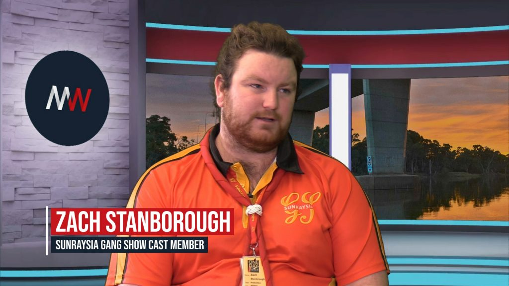Talk of the Town – Ep 25 – Zach Stanborough