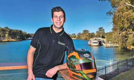 OUR NEXT TOP DRIVER – Young gun Hamish Ribarits chases Super3 Championship and Supercars future