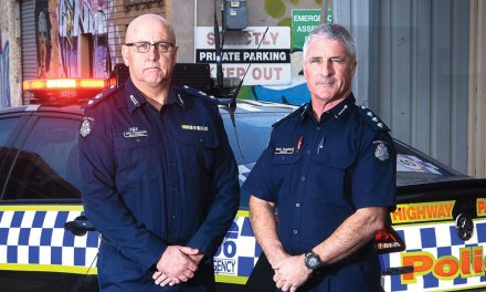 Police 'seriously concerned' following three-day blitz