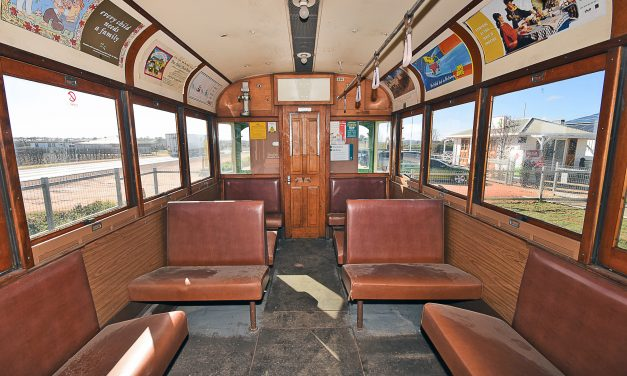 All aboard the SRS cafe express!
