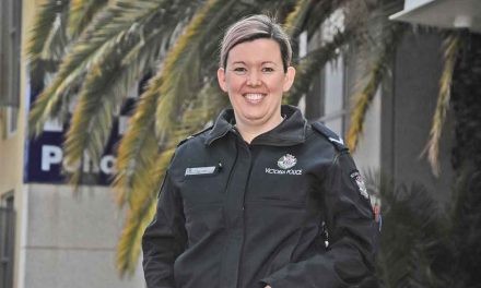 ON THE BEAT: From teacher to copper – Megan's VicPol journey centres on community service