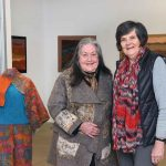 Artists showcase and share their talent at Gallery F