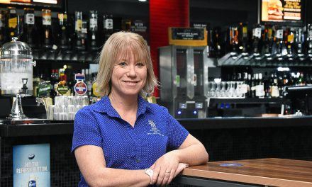 Jill creates history as she takes over as the Worker's new CEO