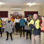 Dance troupe taps into new support