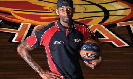 BAND OF BROTHERS – US import Jacob Pettway feels right at home in Sunraysia