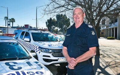Stork's calls time after nearly four decades with Victoria Police