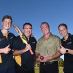 Willowfest launches junior academy