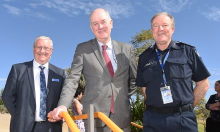 SAFETY FIRST – New CCTV cameras a game-changer in the fight against serious crime