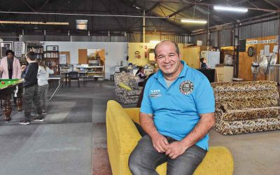 A community project with heart that is making a big difference