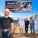 Rodeo back in town