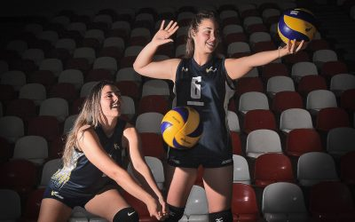 Sunraysia pair win medals at Junior Volleyball Titles