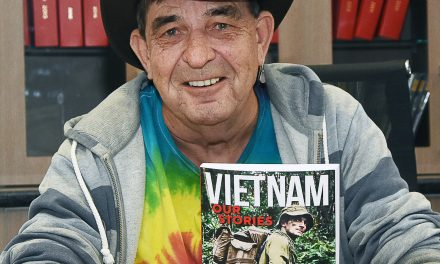 Local veteran shares his wartime story