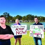 Sunraysia residents demand action against Australia's Climate Crisis