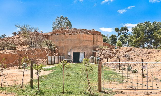 Bunker with history to be auctioned tomorrow