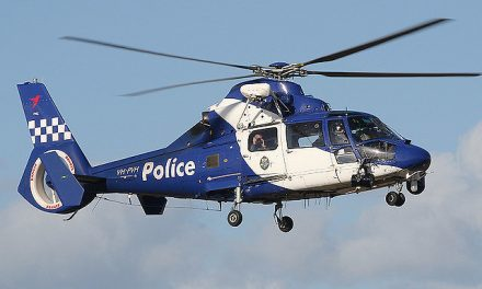 Police eyes in the sky set to make the region safer