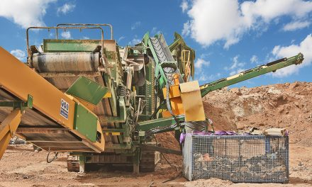 Demolition waste recycling taking pressure off landfills, environment