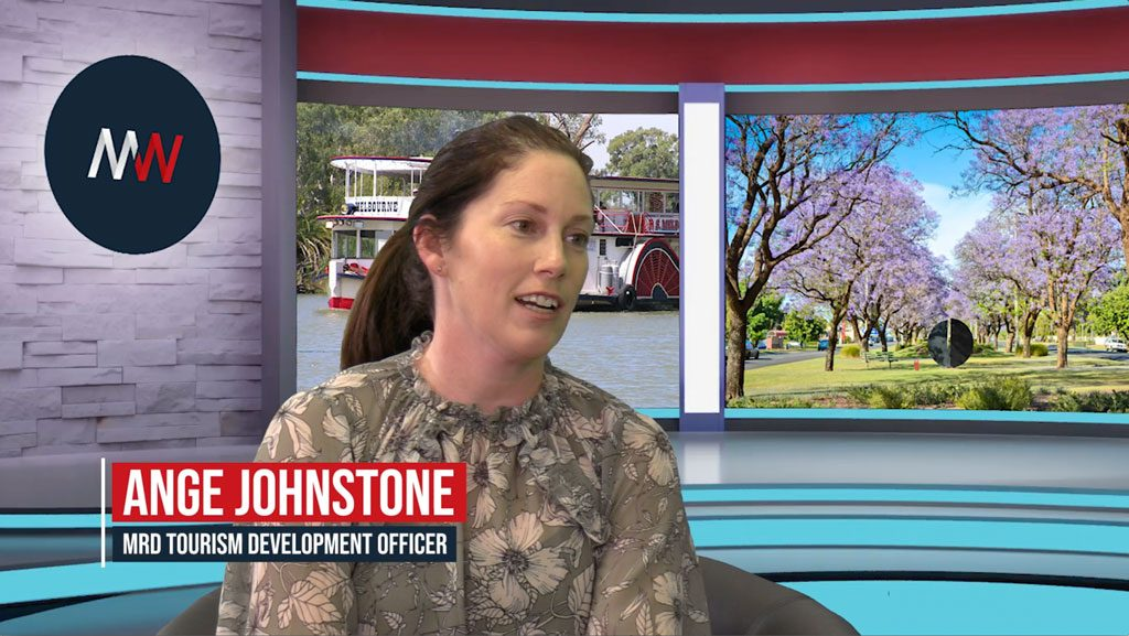 Talk of the Town – Ep 67 – Ange Johnstone
