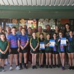 Students take Regent Parrot learnings to the community