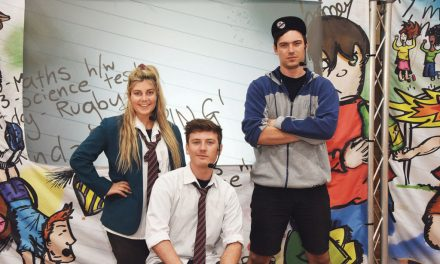 The Smashed Project featured in Sunraysia's High Schools