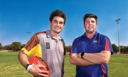 Night footy comes to Carramar Drive