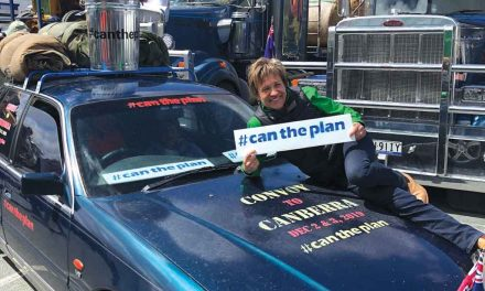 Dalton continues to campaign against 'flawed' Basin Plan…