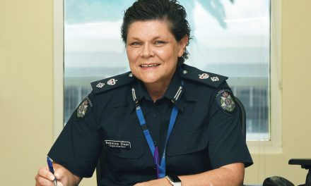 Mildura Police chief says progress is being made on war on crime