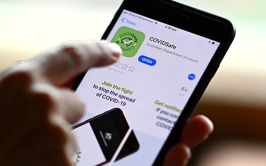 NEW APP TO HELP SLOW SPREAD OF CORONAVIRUS