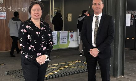 Mildura hospitals partner in regional pandemic plan